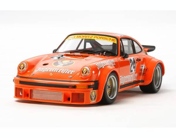 Bilde av Tamiya - 1/24 Porsche 934 Jägermeister