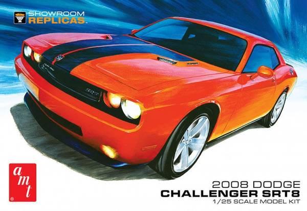 Bilde av AMT - 1/25 Dodge Challenger 2008