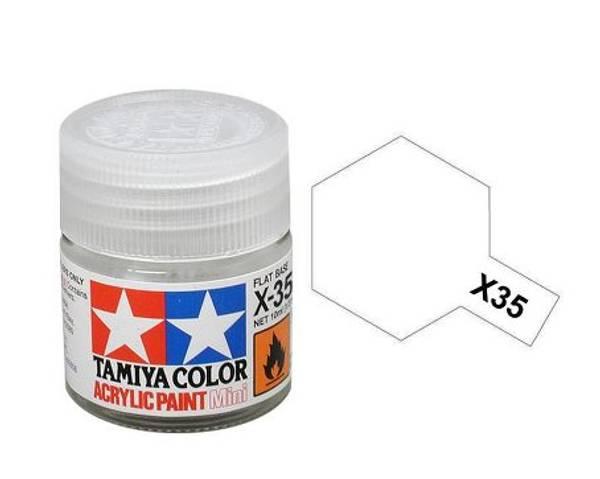 Bilde av Tamiya X-35 Semi Gloss Clear