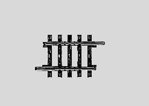 Bilde av Märklin - Rett skinne, 35.1mm