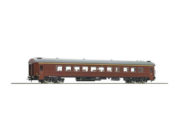 Bilde av Roco - SJ personvogn 1.klasse