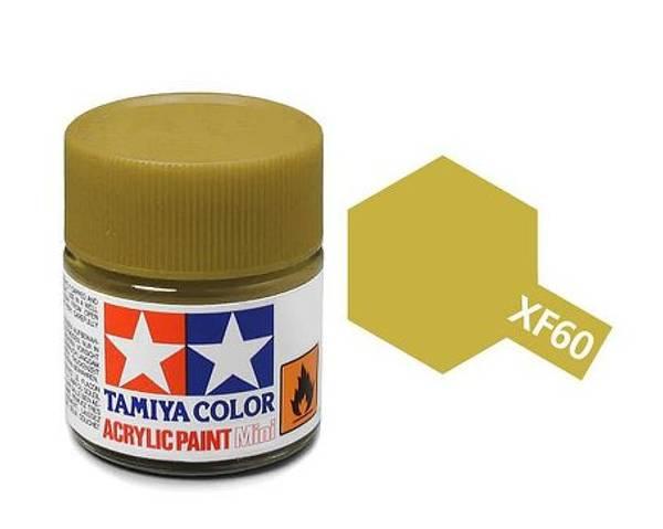 Bilde av Tamiya XF-60 Dark Yellow