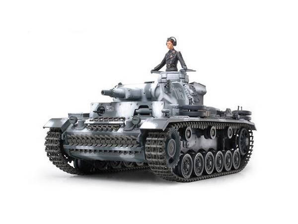 Bilde av Tamiya - 1/35 Panzerkampfwagen III