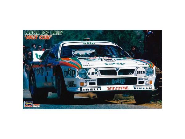 Bilde av Hasegawa - 1/24 Lancia Rally Jolly club