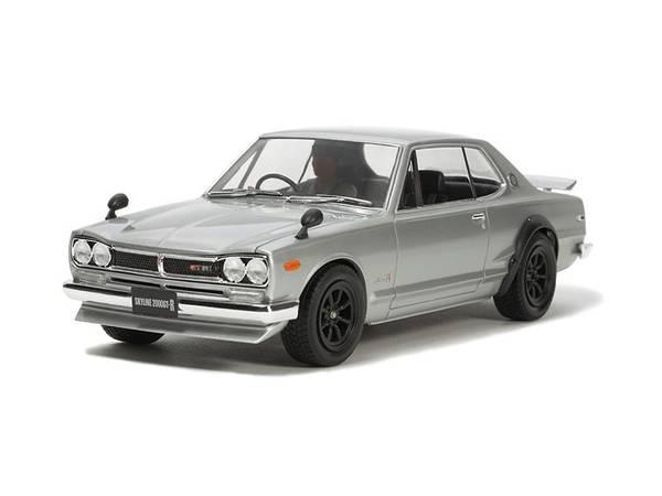 Bilde av Tamiya - 1/24 Nissan Skyline 2000 GT-R - Street Custom