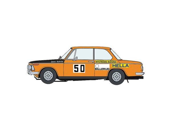 Bilde av Hasegawa - 1/24 BMW 2002ti 1971 Swedish Rally
