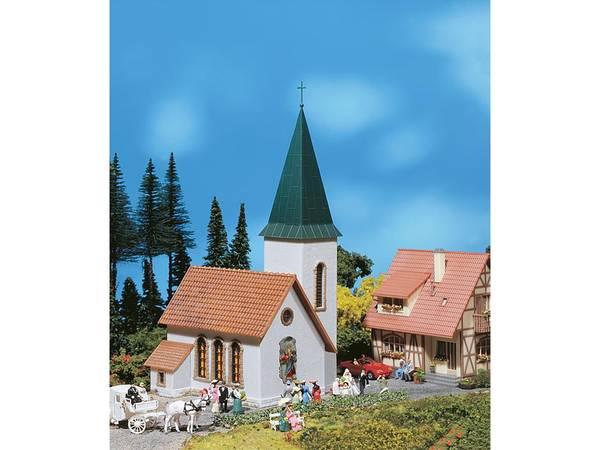 Bilde av Faller - Landsbykirke