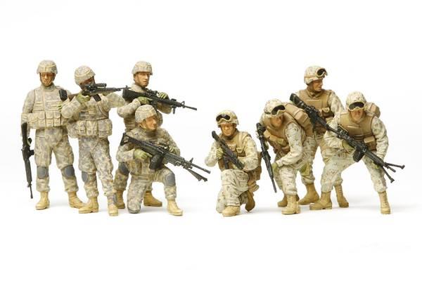 Bilde av Tamiya - 1/35 US modern infantry Iraq