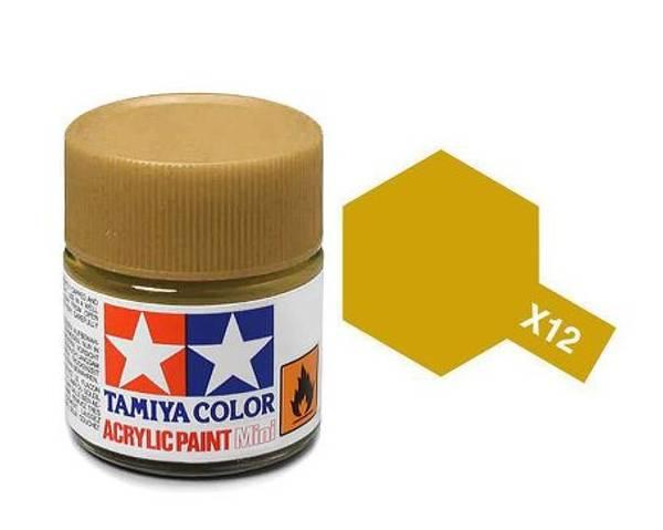 Bilde av Tamiya X-12 Gold Leaf