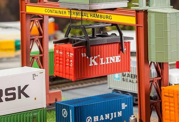Bilde av Faller - Container 20' K Line