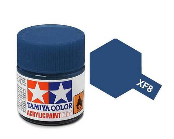 Bilde av Tamiya XF-8 Flat Blue