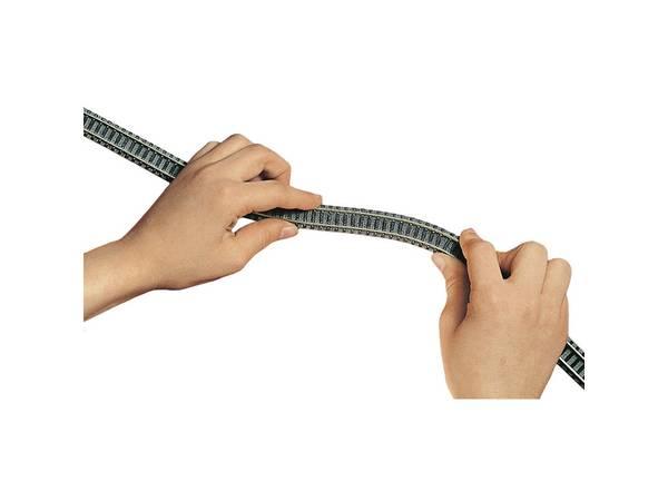 Bilde av Fleischmann N-skala - Skinne, fleksibel, 777mm