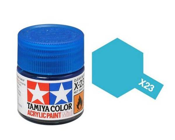 Bilde av Tamiya X-23 Clear Blue