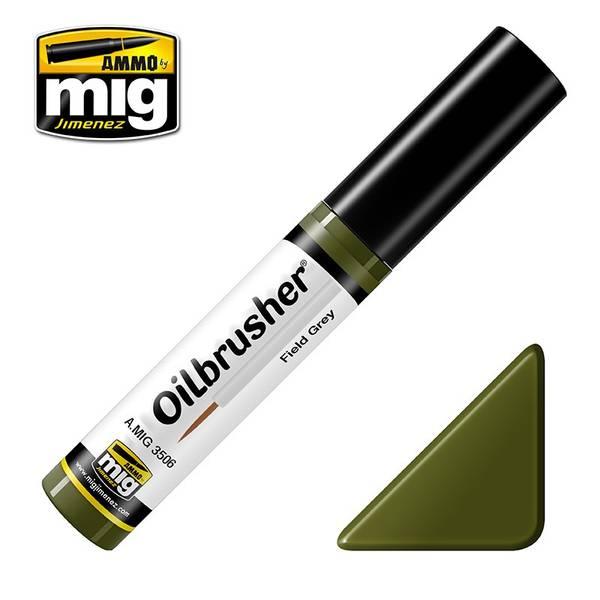 Bilde av MIG - Oilbrusher, Field Green