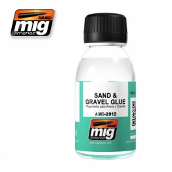 Bilde av MIG - Sand & Gravel glue