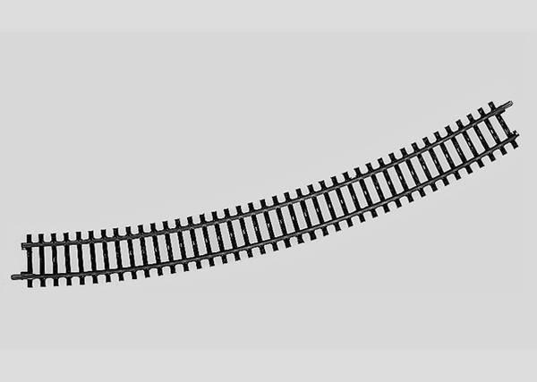 Bilde av Märklin - Buet skinne, radius 553.9mm, 30 grader