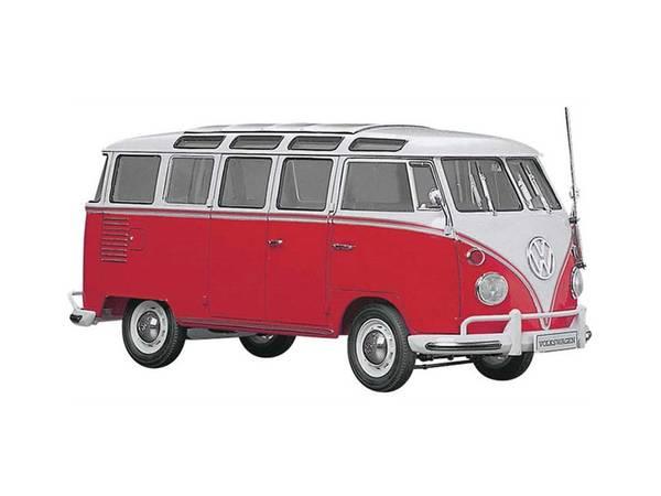 Bilde av Hasegawa - 1/24 VW Type 2 buss, 23 window