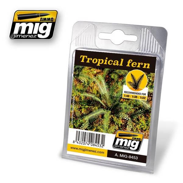 Bilde av MIG - Leaves, Tropical fern