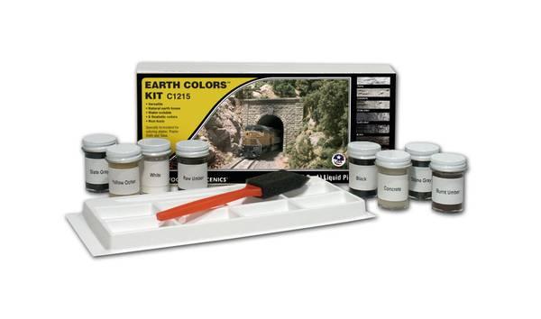 Bilde av Woodland - Earth color kit