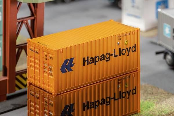 Bilde av Faller - Container, 20' Hapag Lloyd