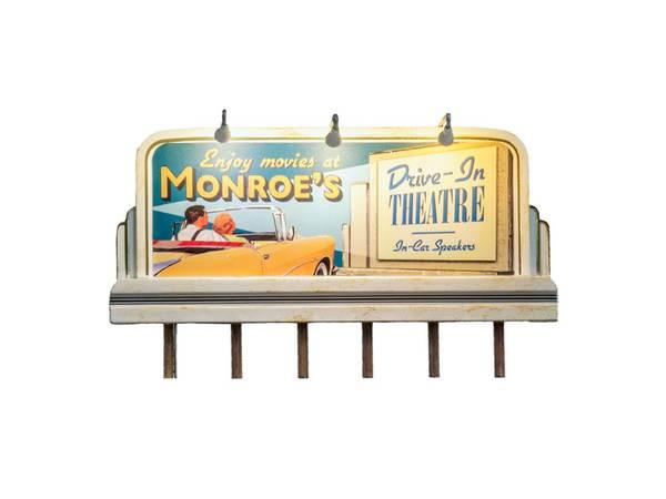 Bilde av Woodland - Just Plug Billboard