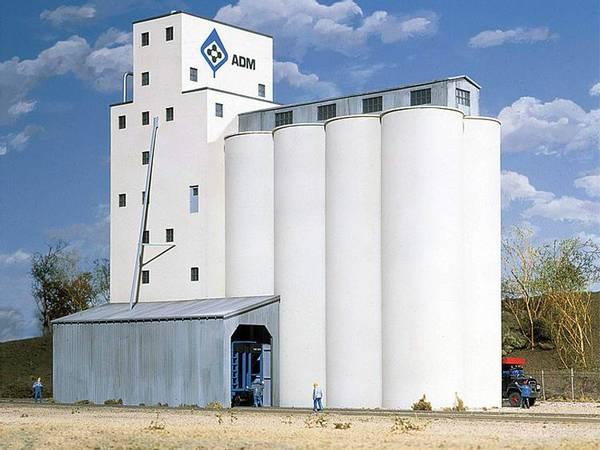 Bilde av Walthers - ADM Grain Elevator