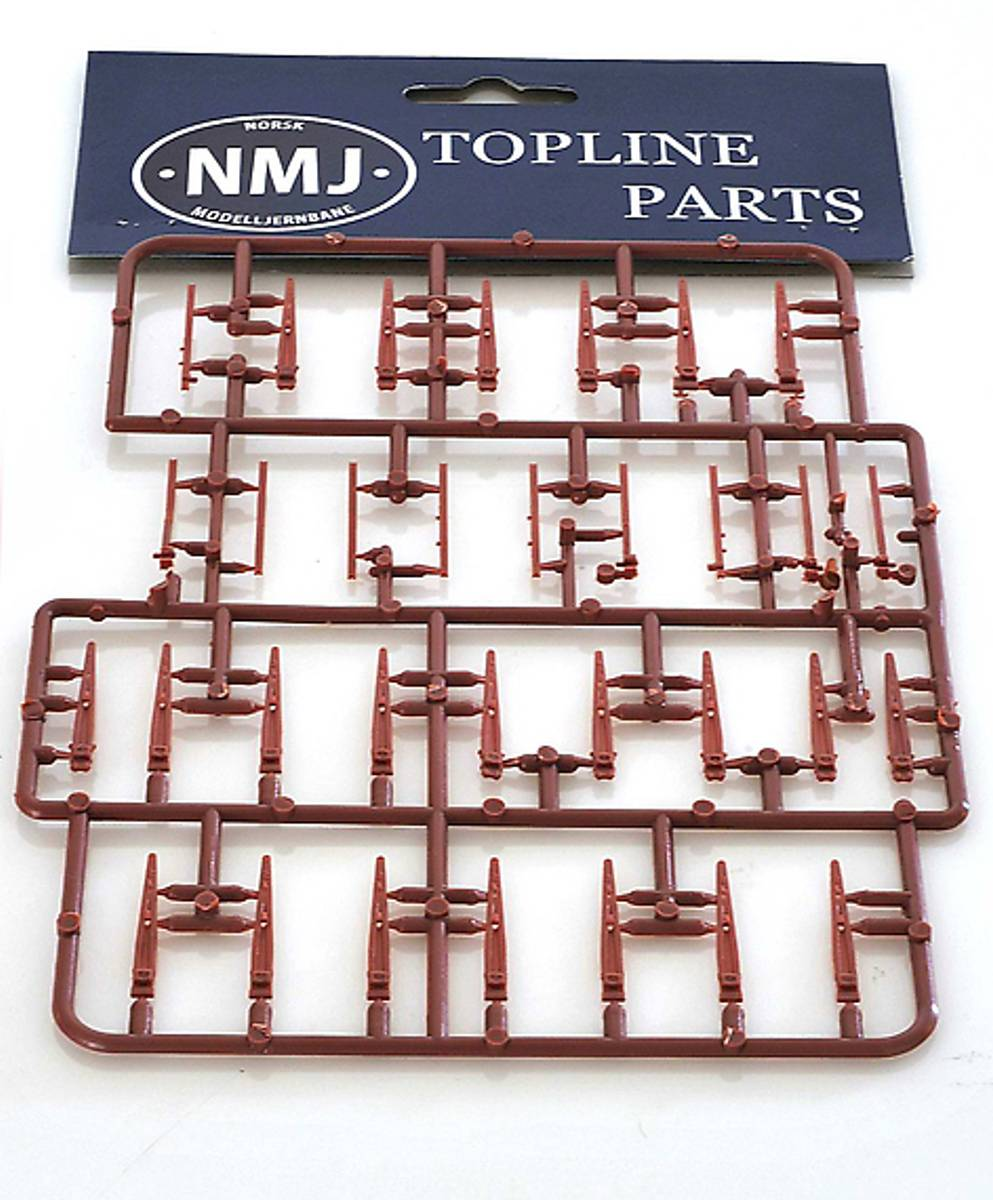 NMJ Topline-deler, Kbps/Os