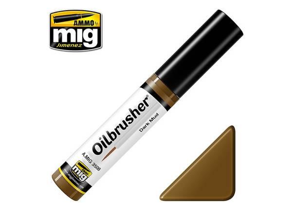 Bilde av MIG - Oilbrusher, Dark Mud