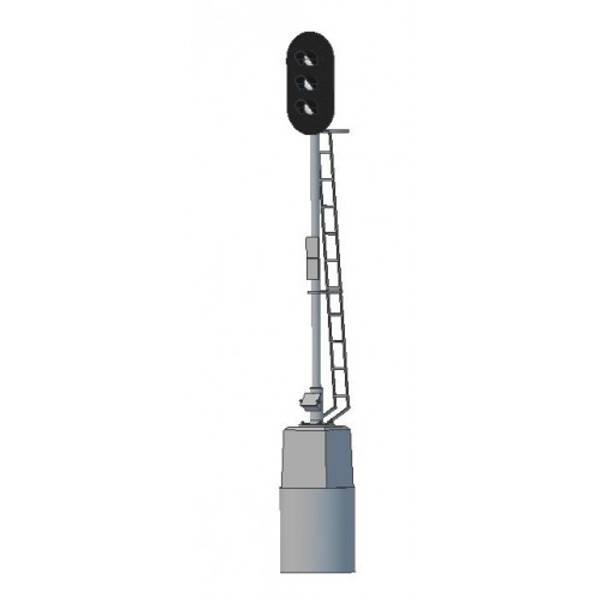 Bilde av Skala Design - Norsk signal, trelys inn/utkjør