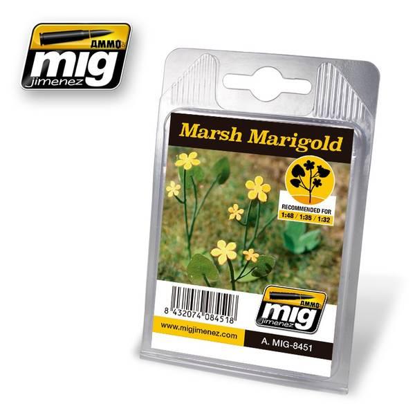 Bilde av MIG - Leaves, Marsh Marigold