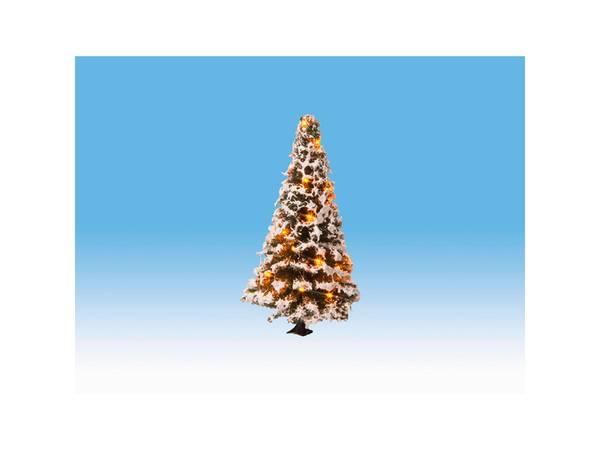 Bilde av Noch - Juletre med belysning, 20stk LED