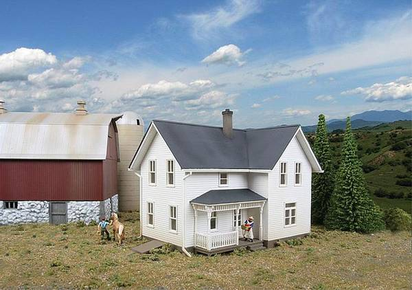 Bilde av Walthers - Rural Lancaster Farmhouse