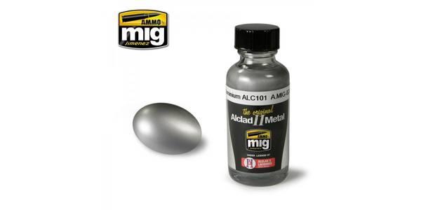 Bilde av MIG - Alclad Aluminium