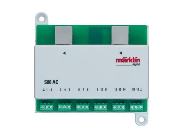 Bilde av Märklin - S88 Tilbakemeldingsmodul