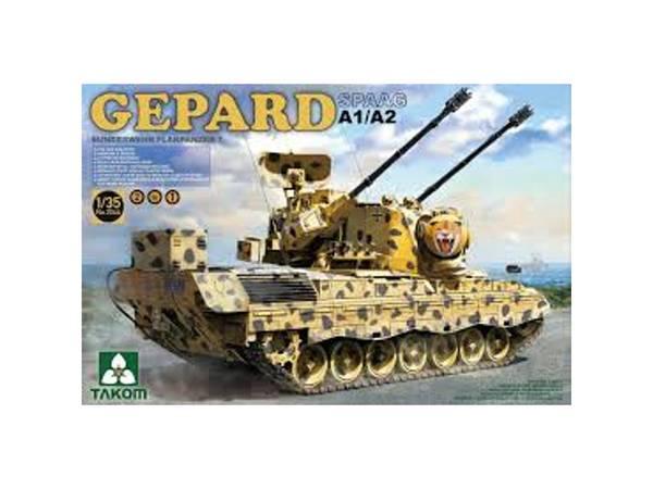Bilde av Takom - 1/35 Gepard, Flakpanzer 1
