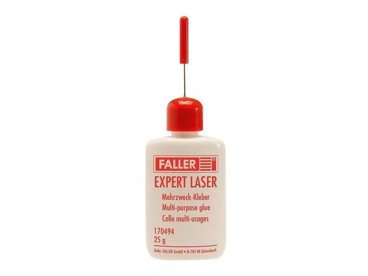 Faller - Lim for laserskårede byggesett