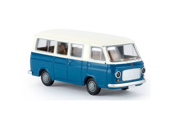 Bilde av Brekina - Fiat 238, blå