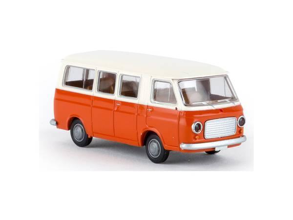 Bilde av Brekina - Fiat 238, oransje/hvit