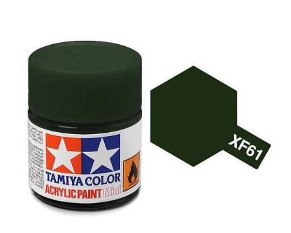 Bilde av Tamiya XF-61 Dark Green