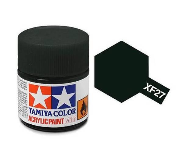Bilde av Tamiya XF-27 Black Green