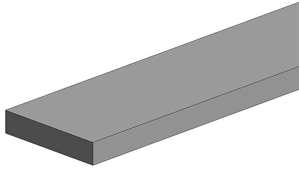 Evergreen - Strip 0,4 x 1,0mm