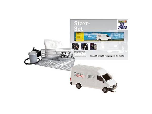 Bilde av Faller Car System - Startsett, MB Sprinter