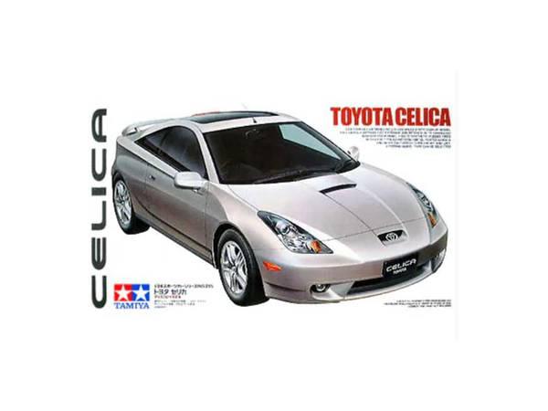 Bilde av Tamiya - 1/24 Toyota Celica