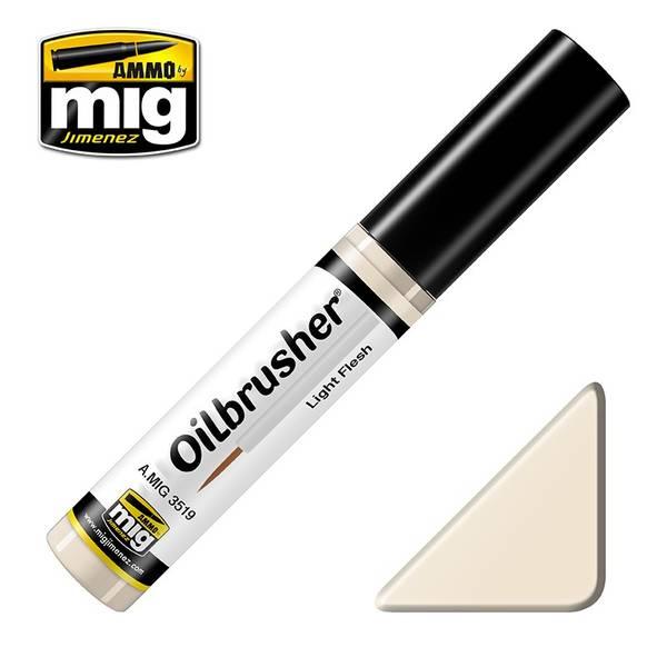 Bilde av MIG - Oilbrusher, Light Flesh