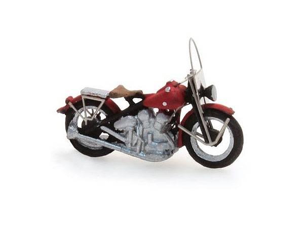 Bilde av Artitec - Harley Davidson Liberator, rød