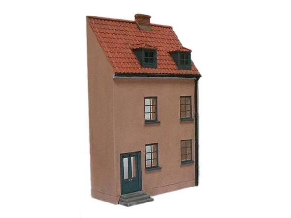 Bilde av Jeco - Byhus fasade #2, ferdigmodell