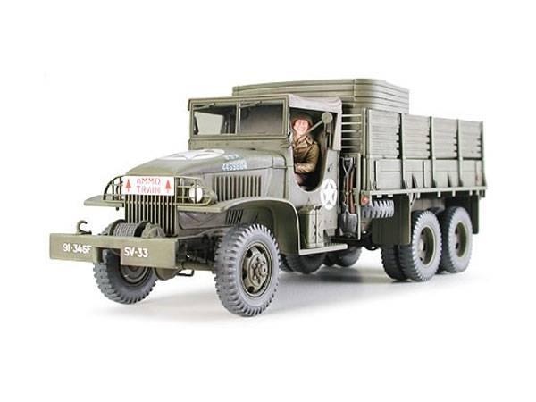 Bilde av Tamiya - 1/35 GMC 2,5t cargo truck