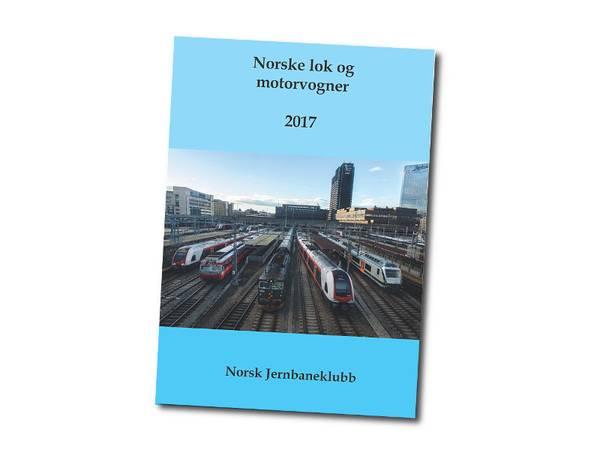Bilde av NJK - Norske lok og motorvogner 2017