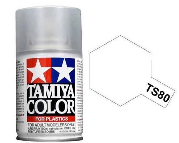 Bilde av Tamiya TS-80 Flat Clear