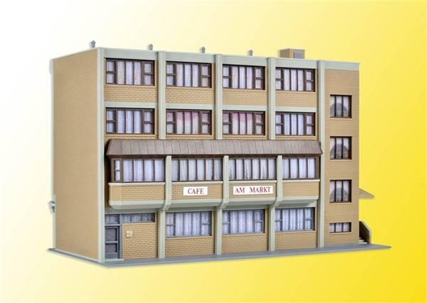 Bilde av Kibri - Leilighet og forretningsbygning